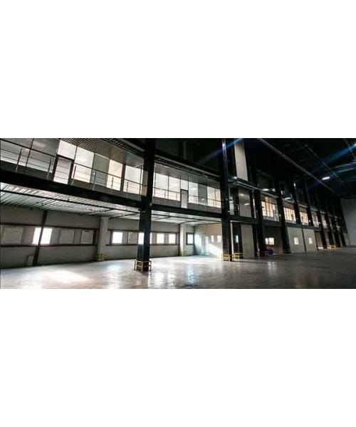 Мониторинг микроклимата на складе