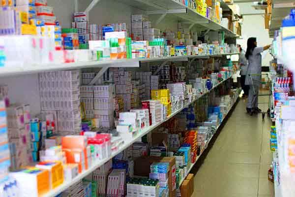 Температурное картирование аптеки