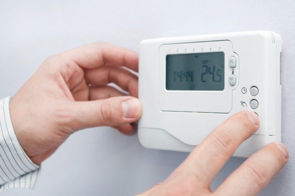Удаленный мониторинг температуры помещения