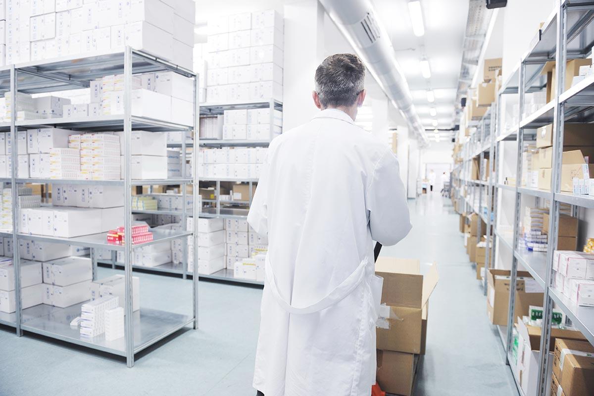 Оказание услуг для получения лицензии на фармацевтический склад