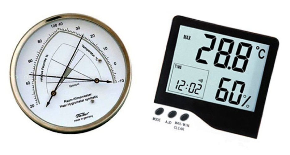 Датчики для проверки влажности