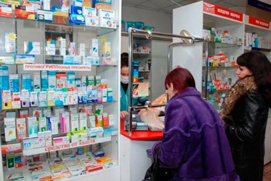 Картирование температуры и влажности для аптеки и фармацевтического склада