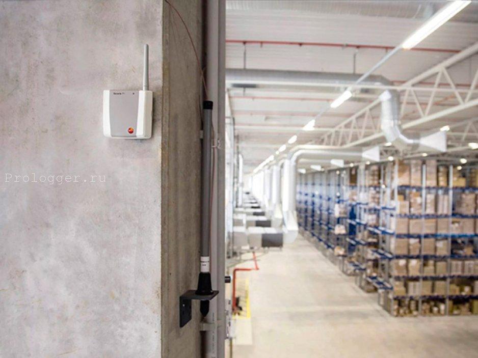 Термокартирование фарм склада (фармацевтического склада)