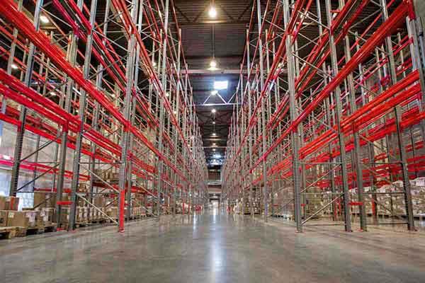 Комплектация системы мониторинга микроклимата на складе